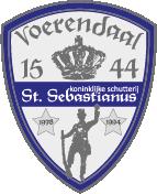 Koninklijke Schutterij St. Sebastianus Logo
